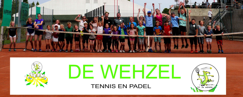 TC De Wehzel   Tennis en Padel club te Elewijt